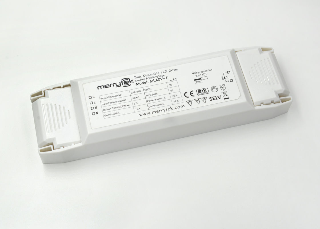 Triac Dimmable LED Driver 12V 40w ผู้ผลิต